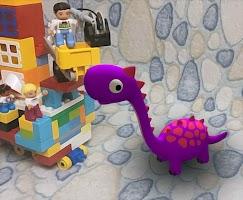 Dino Eggs Painter