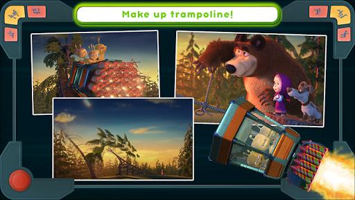 Masha and the Bear: We Come In Peace! 1.1.4 Screenshots 7