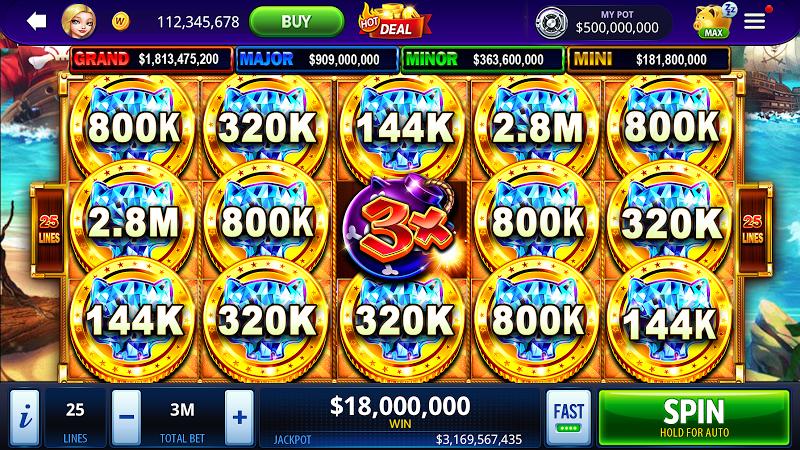 casino 1000 islands Slot Machine