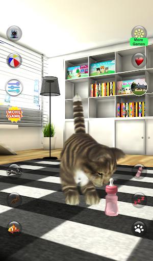 Talking Cat Funny screenshots 12