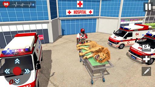 Animals Rescue Game Doctor Robot 3D  screenshots 5