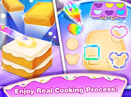 Girl Makeup Kit Comfy Cakesu2013Pretty Box Bakery Game 1.3 Screenshots 2