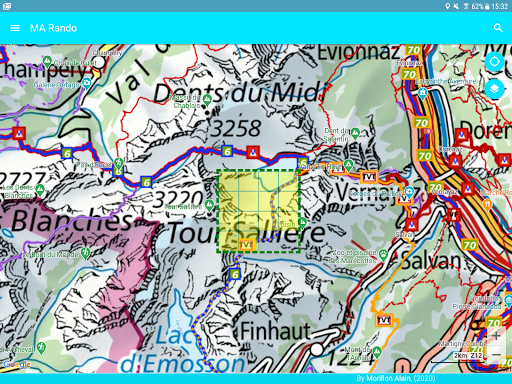 GPS for Hiking, Cycling, Hunting and offline maps modavailable screenshots 15