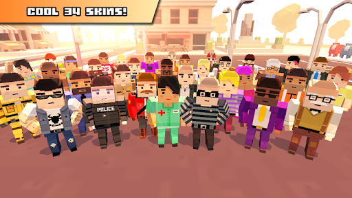 Blocky Car Racer - free racing game 1.32 screenshots 3
