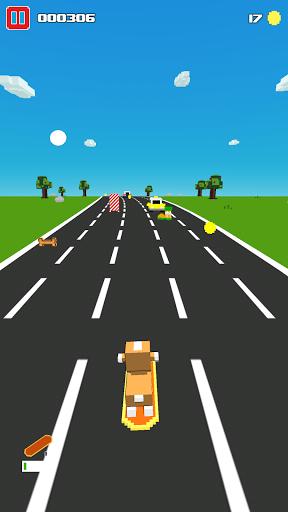 puppy patrol crossy run screenshot 1