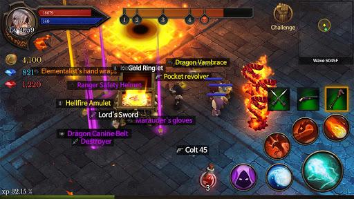 Dungeon Chronicle  screenshots 1