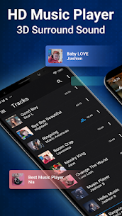 Music Player for Android-Audio 3.2.2 Mod Android Updated 2