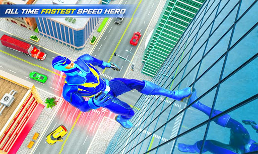 Grand Police Robot Speed Hero City Cop Robot Games modavailable screenshots 1