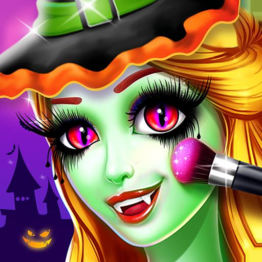 relooking Halloween - spa & jeu de salon
