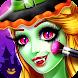 ハロウィン変身 - スパ&サロンゲーム