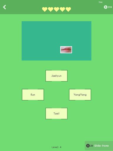 NCTzen - OT23 NCT game 2.5 Screenshots 4