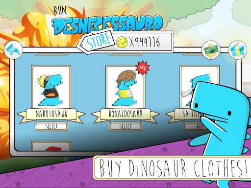 Another Dinosaur Run Game  Screenshots 8