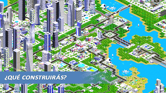 Designer City 2 APK MOD HACK (Dinero Ilimitado) 1