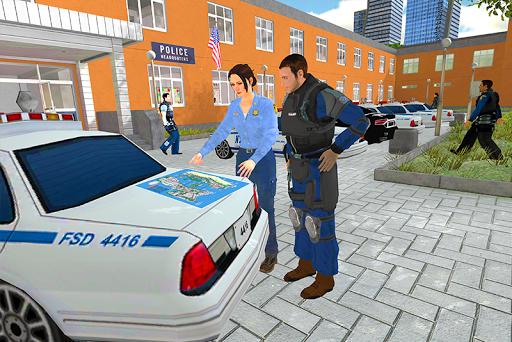 A Police Mom: Virtual Mother Simulator Family Life screenshots 1