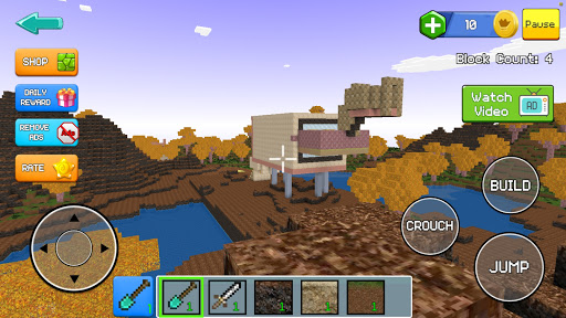 Minicraft Good: Crafting Game 2021  screenshots 2