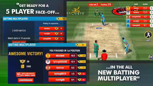 World Cricket Championship 2 - WCC2  screenshots 14