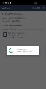 NetShare-no-root-tethering : WiFi Hotspot MOD (Pro) 4