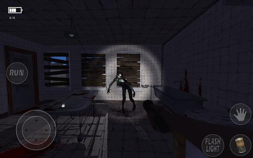 demonic manor- horror survival game screenshot 1