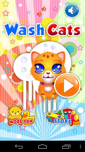 Cat Pet Wash 2.4 screenshots 1