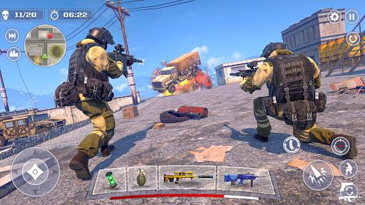 Anti Terrorist Shooting Squad-Combat Mission Games apktram screenshots 7