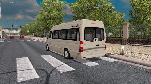 Sprinter Bus Transport Game 1.3 screenshots 9