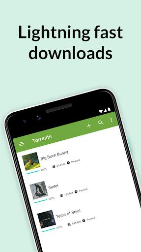 µTorrent® Pro - Torrent App screen 0