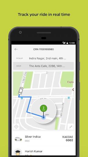 Ola Lite: Lighter Faster Ola App. Book Taxi & Cabs  Screenshots 3