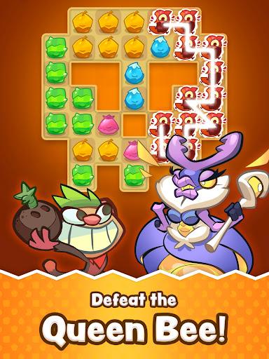 Matchfruit Monsters - Match Puzzle Adventure! screenshots 9