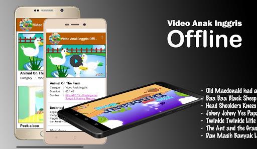 Video Anak Inggris Offline 1.3 Screenshots 1
