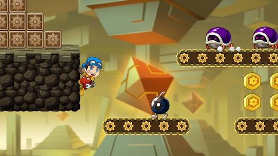 Súper Machino go: juego de aventura mundial 3
