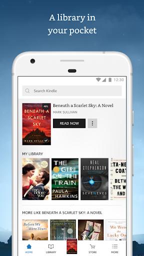 Amazon Kindle 8.36.0.100(1.3.232970.0) Screenshots 2
