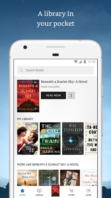 Amazon Kindle  poster 1