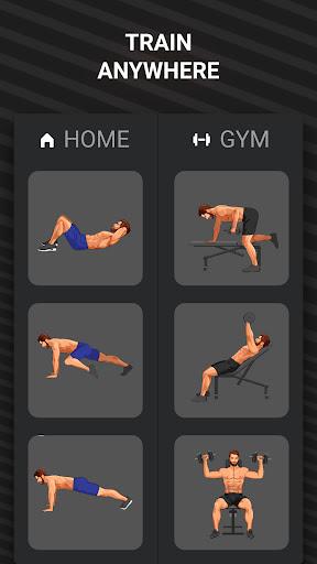 Workout Planner by Muscle Booster apktram screenshots 4