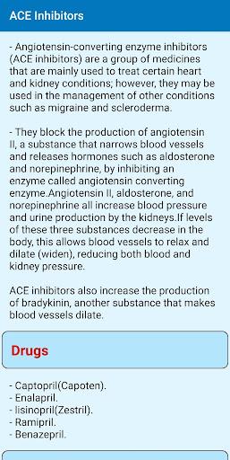 Simple Pharmacology  Screenshots 4