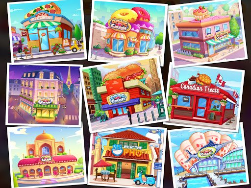 Cooking Crush: New Free Cooking Games Madness Apkfinish screenshots 14