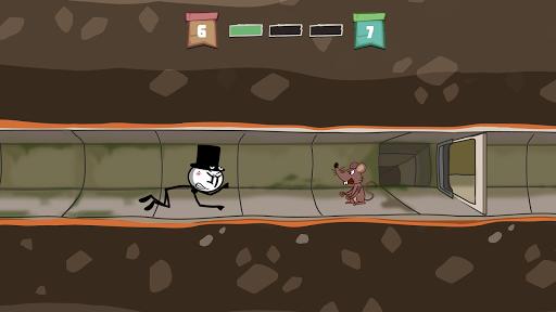 Prison Escape: Stickman Story  screenshots 4