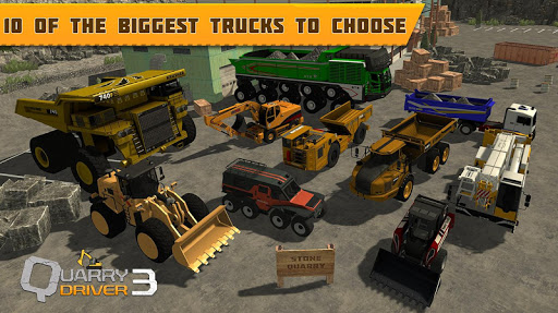 Quarry Driver 3: Giant Trucks 1.2 screenshots 6