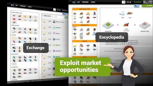 Sim Companies  screenshots 3