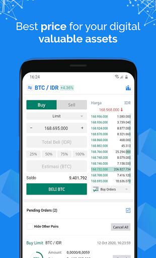 Rekeningku.com - Jual Beli Bitcoin dan Crypto screenshots 4