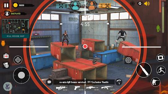 Free Alone Shooter   1v1 Offline Clash Squad 2021 2