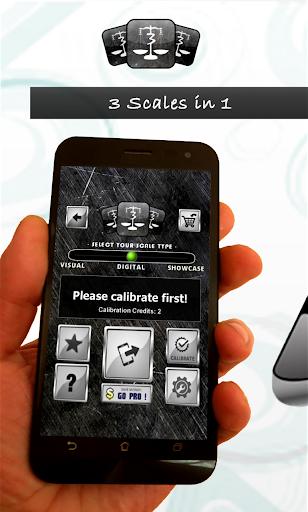 3 grams free digital scales app & weight converter screenshot 1