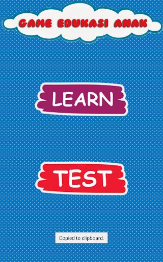 Game Edukasi Anak Lengkap  screenshots 2