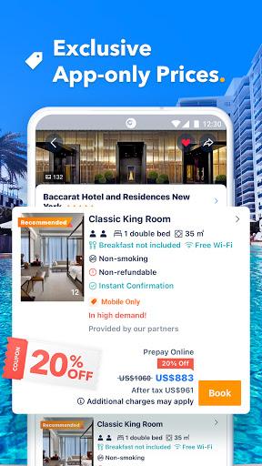 Trip.com: Book Hotels, Flights & Train Tickets screenshots 6