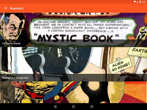 Astonishing Comic Reader  Screenshots 11