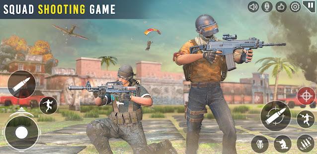 Commando Shooting Games 2021: Real FPS Free Games 21.6.3.0 Screenshots 1