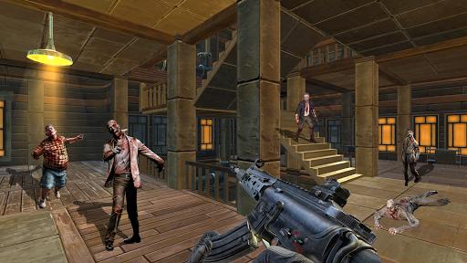 Zombie Hunter Zombie Shooting games : Zombie Games  screenshots 2