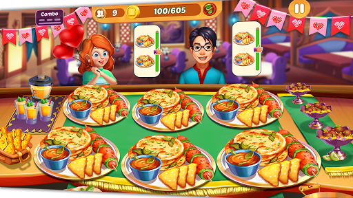 Cooking Crush: New Free Cooking Games Madness android2mod screenshots 4