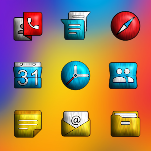 Painting 3D – Icon Pack APK [PAID] Download Latest Version 2