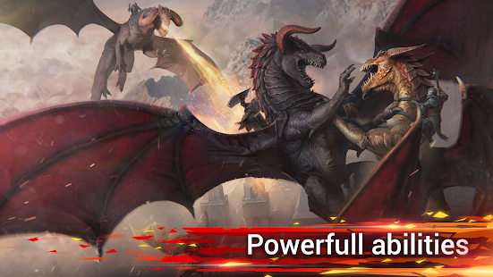 Hack Game Dragon Masters: War of Legends apk free