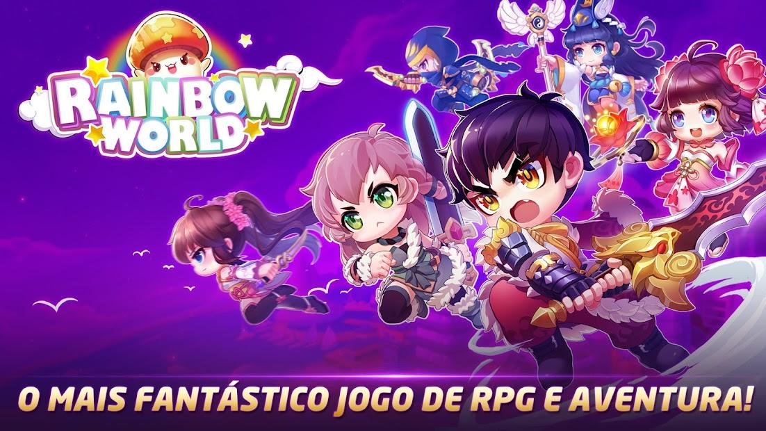 Rainbow World screenshot 7